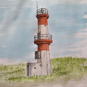 茅部郡 砂崎灯台
