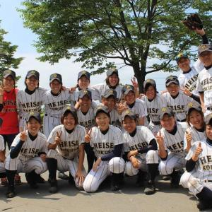No,9 This is Japan women's baseball!