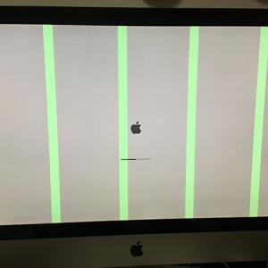 【iMac 27inch Mid 2011】いきなりiMacのモニターが映らなくなった件。。