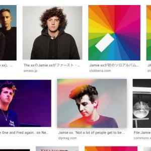 【Jamie XX】The xx の Jamie XX!!!