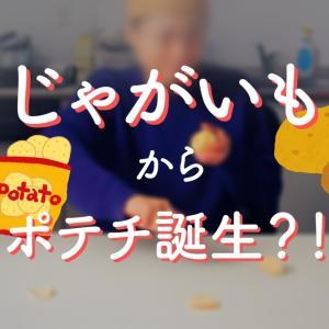 【やってみた映像】じゃがいもからポテチ誕生?!ドッキリ!!