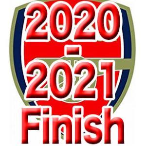 【アーセナル】2020-2021シーズン振り返り!若いってイイね!!