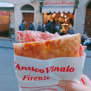 花の都フィレンツェ旅行で食べたもの