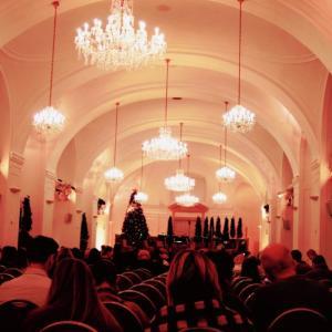 シェーンブルン宮殿でのコンサート【ウィーン】