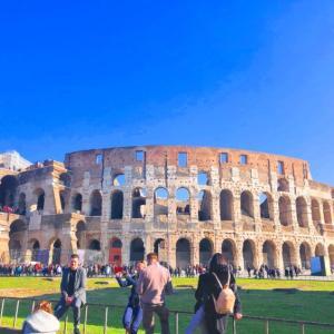 ローマで入場無料になる観光施設!【17歳の世界旅行】