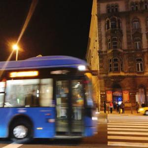 元日はウィーンからブダペストへ【格安バス旅】