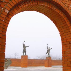 彫像公園メメント・パークへ