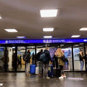 地下鉄博物館へ!ブダペストの地下鉄は世界遺産