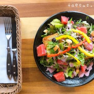 湯田中のおしゃれカフェ「Chamise」でランチ