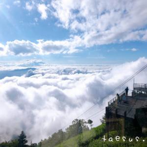 絶景!雲の上のカフェ「ソラテラス 」に行ってきた