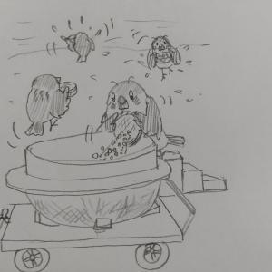 漫画「トリがみさま」26