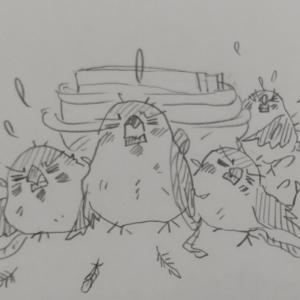 漫画「トリがみさま」27