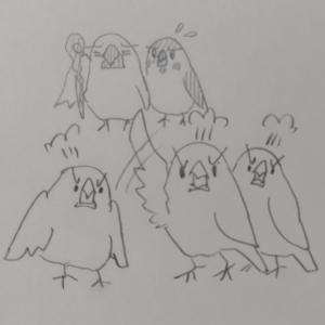 漫画「トリがみさま」61