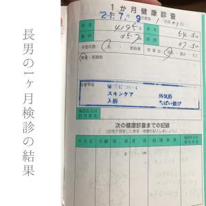 3冊目の母子手帳と成長曲線