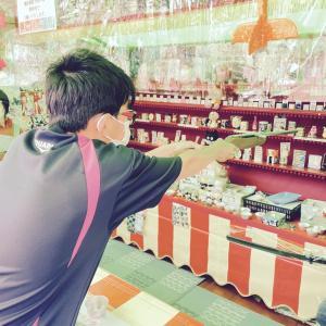 夏祭りで5000円使う小6長男