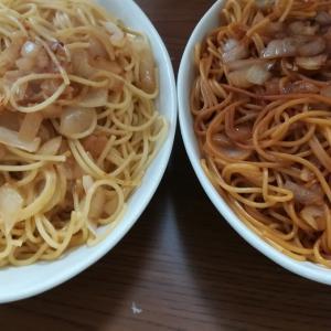 手作りパスタソースIN醤油マヨ&味噌マヨ
