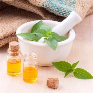 バジル精油の効果効能|アロマ・エッセンシャルオイルの薬効成分と使い方