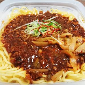 セブンイレブン「ピリ辛肉味噌あんのジャージャー麺」を食す