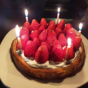 15歳誕生日(長女)