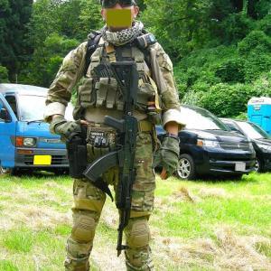WE AKM-PMC マガジン3本付き処分!