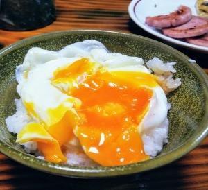 ご飯の朝食