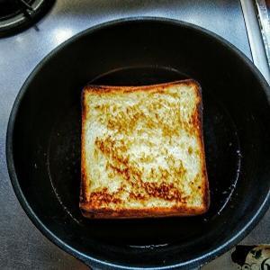 食パンの食べ方と美容室事情