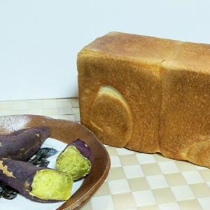 パン作りのついでに焼き芋