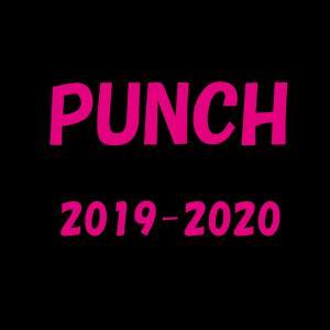 2020.01.24(金) PUNCH 2019-2020@Live House浜松 窓枠(静岡県)/ザ・クロマニヨンズ