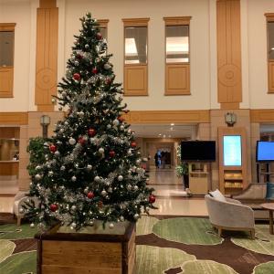 ANAクラウンプラザホテル千歳のウイング棟のプレミア!