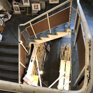 《カモシカ書店》スタバやコメダもいいけれど、、隠れ家的な本屋で飲む珈琲ワンダーランドはいかが? 大分駅近く 大分県