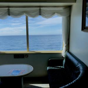 【知床遊覧船】真夏の北海道 世界遺産 知床の海で飲む珈琲 北海道斜里郡