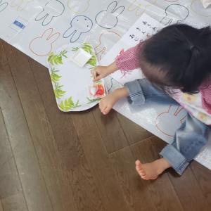 総合右脳教育『本育』で、右脳・色彩と一緒に子どもの成長に必要な感覚も身につけます。