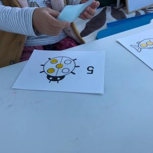 イベント終了 知的好奇心が高いお子様たちの集中力はすごい!
