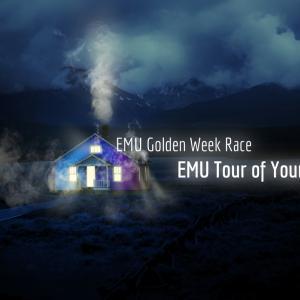 【スプリンターズステークス】5/10 20:00 EMU ZWIFT GW Event スプリンターズステークス