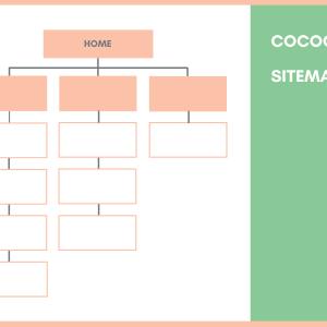 CocoonでHTMLサイトマップの設定方法を初心者向に解説