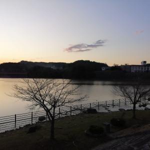 亀山ダム釣行記 11/9 釣果0本、リチウムバッテリー釣行9回