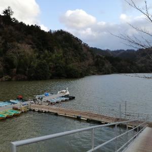 亀山ダム釣行記 2020/2/22 釣果0本、リチウム電池-釣行18回目