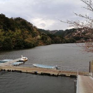 亀山ダム釣行記 2020/03/27