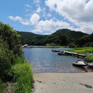 猪苗代湖遠征5日目 2020/ 8/27 釣果ポツポツ No.018