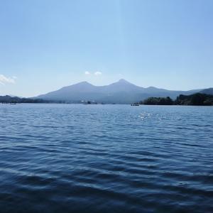 桧原湖 2021/ 9/23 釣果4本 Max36cm