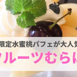 【金沢スイーツ】『フルーツパーラーむらはた』水蜜桃パフェは並んでも食べたい美味しさ!