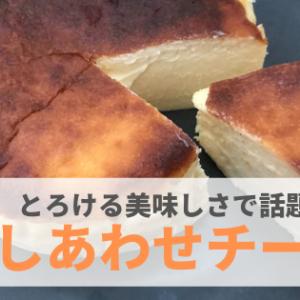 【金沢スイーツ】『しあわせチーズ』美味しさギュッとつまったとろけるチーズケーキ!
