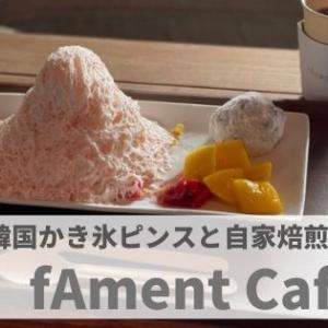 『ファーメントカフェ』ピンスって何だ?冷やふわ新食感デザート