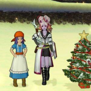 【ドラクエ10】クリスマスイベント行って来ました