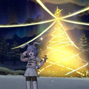 【ドラクエ10】クリスマスイベント行って来ました2