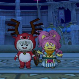【ドラクエ10】クリスマスイベント行って来ました3
