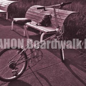 ミニベロ折りたたみ小径自転車DAHON Boardwalk D7の2004年モデルを入手!
