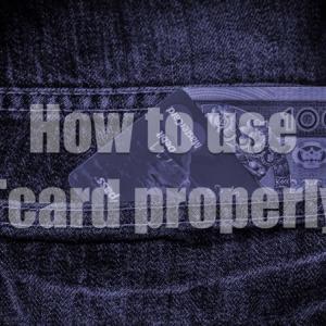 Yahoo!TカードとファミマTカードの使い分け!Tポイントを貯めるのに最も効率の良い使い方は?