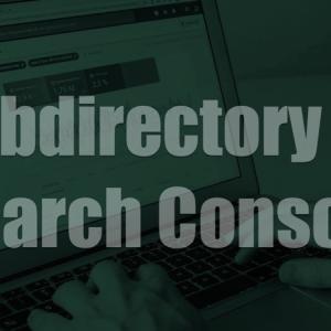 サブディレクトリへインストールしたWordPressサイトを解析するサーチコンソールの設定方法
