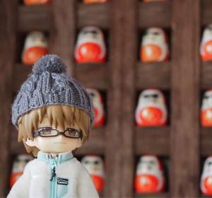 お正月っぽい(?)写真